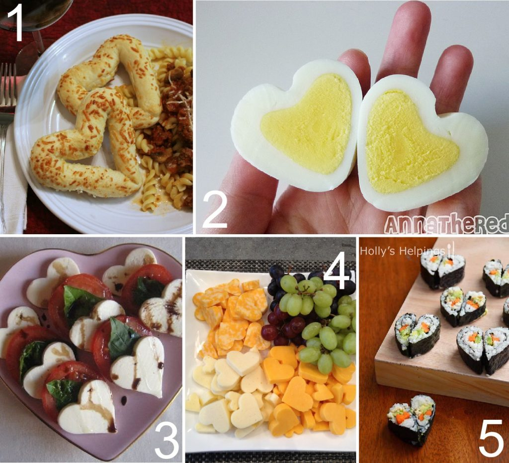 Romantische Hapjes 30 More Heart Shaped Food Ideas For Valentine 39s Day