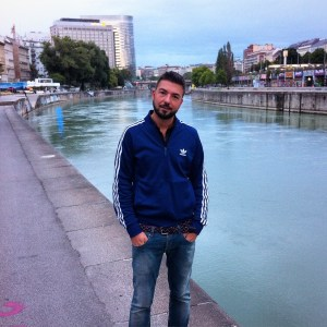 Gios along the Danub in VIenna
