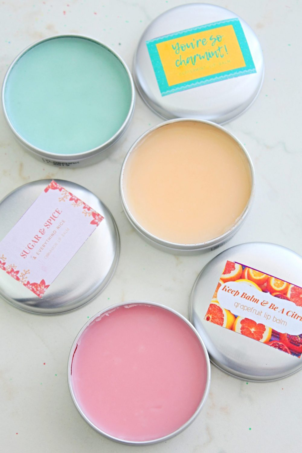 Diy Lip Balm Flavors Diy Tinted Lip Balm Recipe With All Natural Ingredients