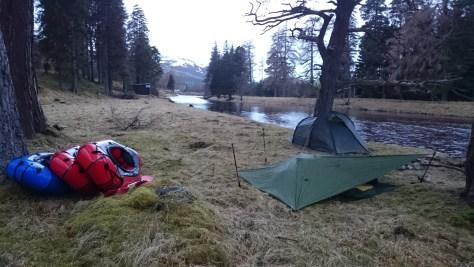 Fantastic spot for a camp