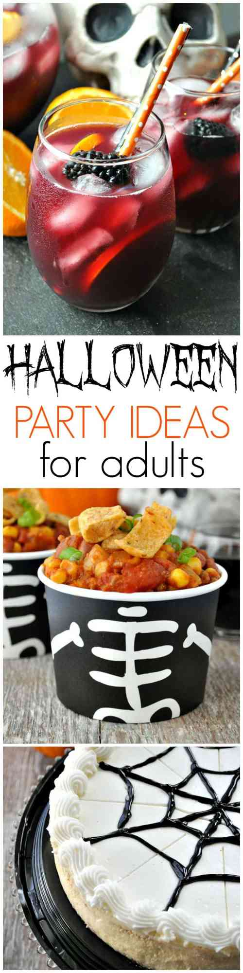 Pleasing Adults Halloween Office Party Games Adults Halloween Party Ideas Halloween Party Ideas Adults Adults Slow Cooker Pumpkin Chili Halloween Party Ideas