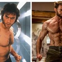 The Evolution Of Hugh Jackman's Wolverine