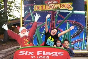7 Amusement Parks, 6 Cities in 30 Days: Part 2 – Six Flags