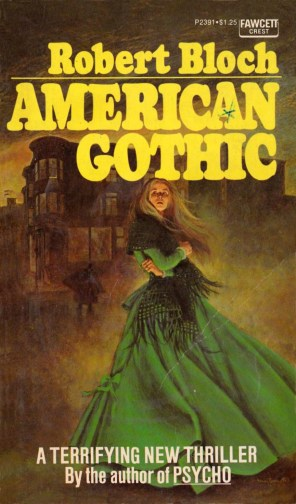 American Gothic cover, dark fantasy