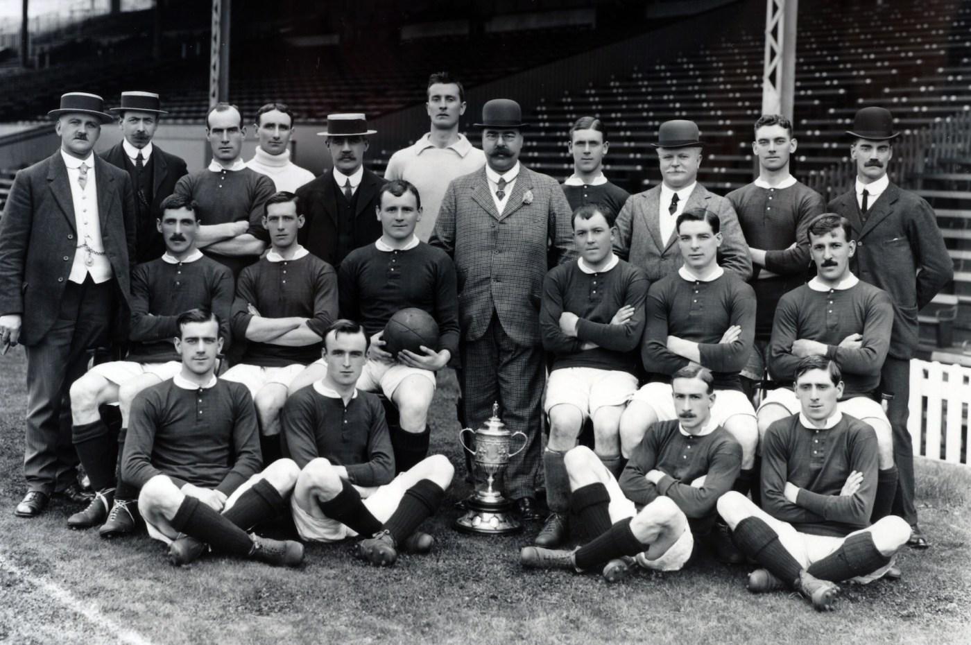 Liverpool man utd 1915