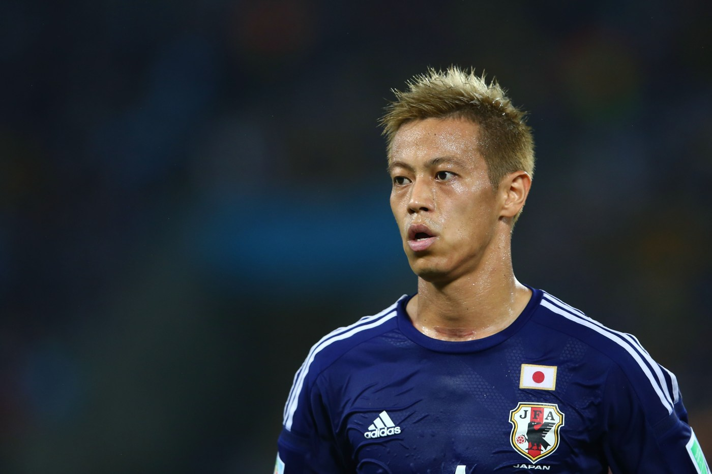 Japan v Greece: Group C - 2014 FIFA World Cup Brazil