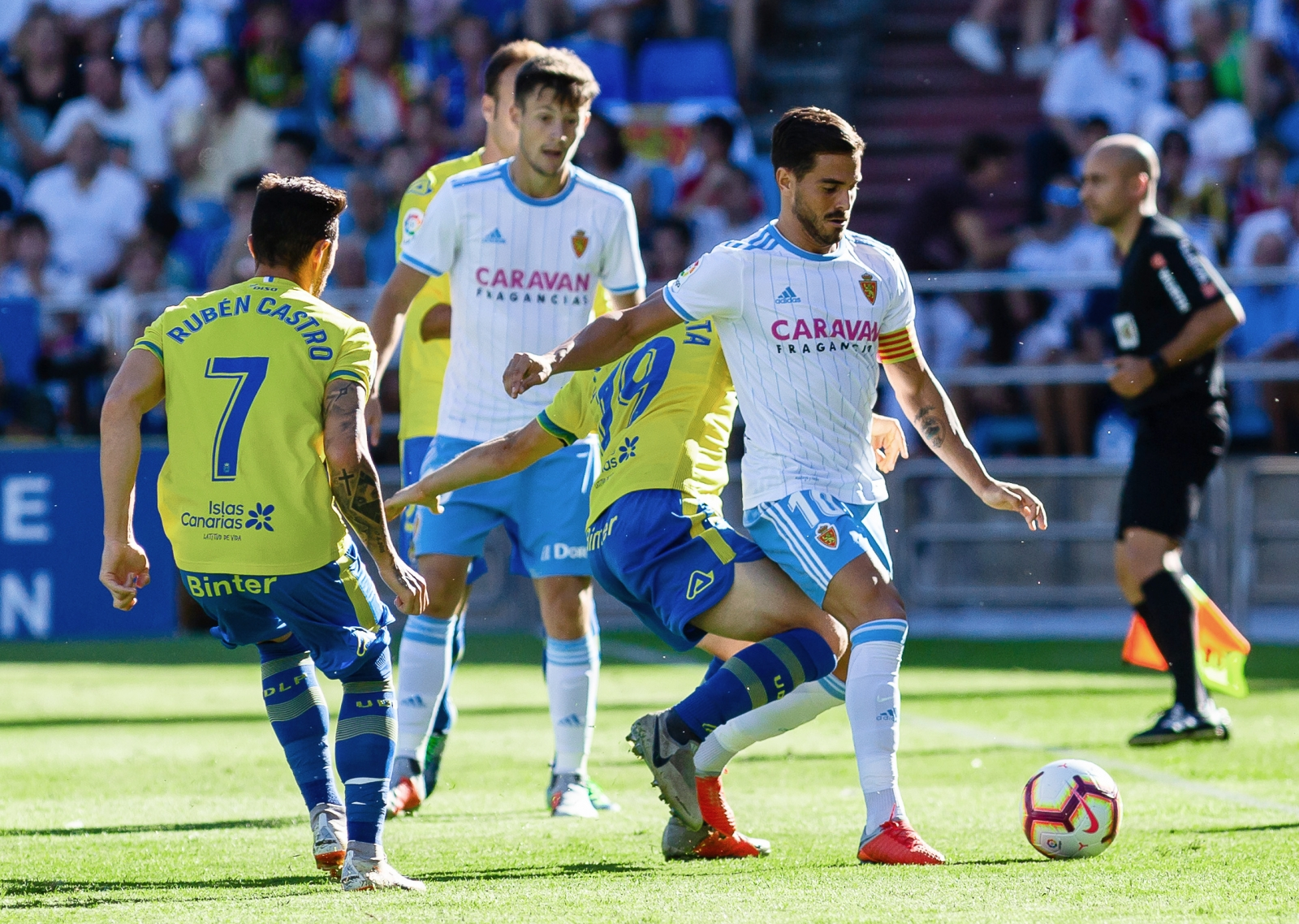 Sofa Score Real Madrid Barcelona The Decline Of Real Zaragoza A Club That Once Lifted Trophies