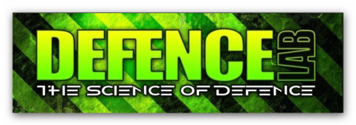 DEFENCE LAB LOGO