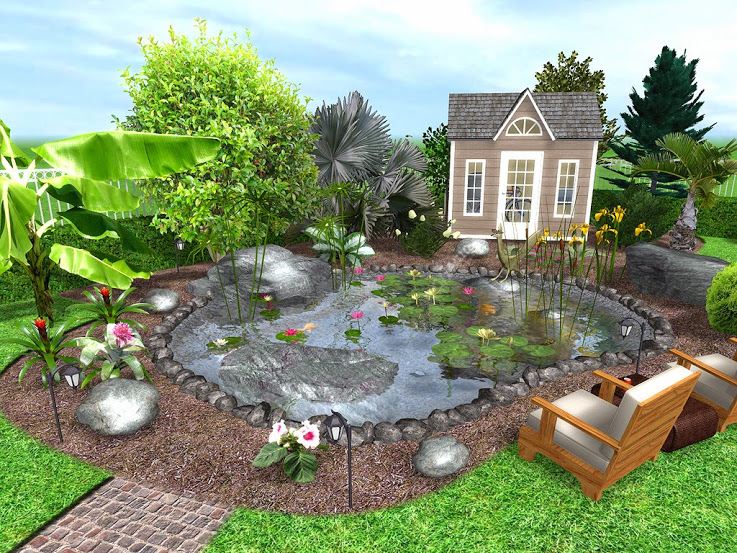 8 Free Garden and Landscape Design Software \u2013 The Self-Sufficient Living - free landscape planner