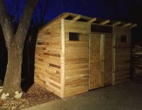 10 Free Plans To Build A Shed From Recycle Pallet   The ...