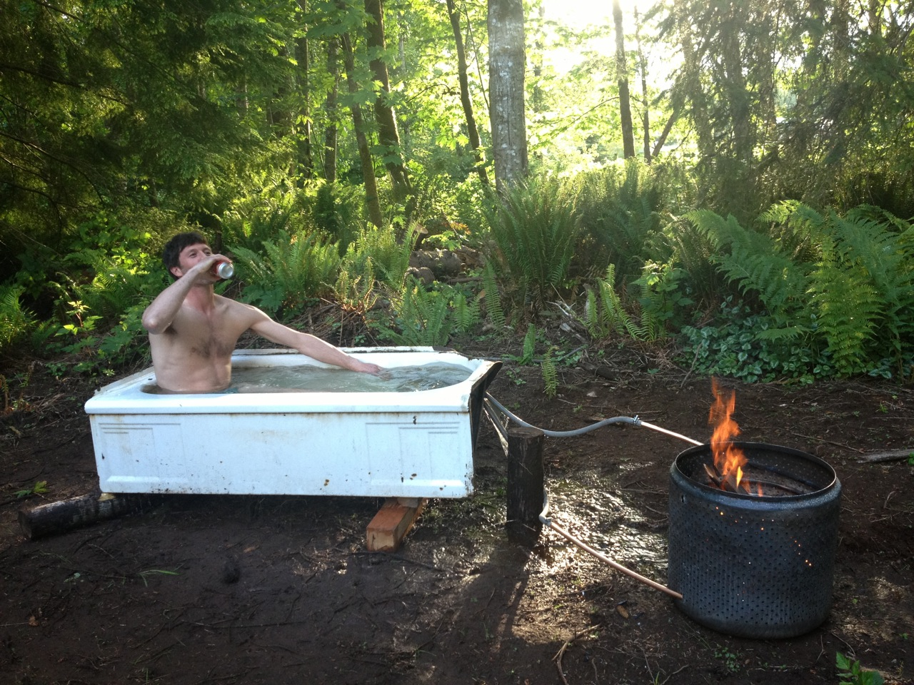 Diy Hot Tub 10 Diy Hot Tubs That Are Inexpensive To Build The Self