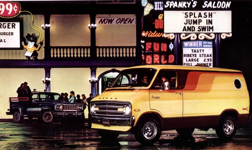 dodge-van-1966-8 Dodge Van