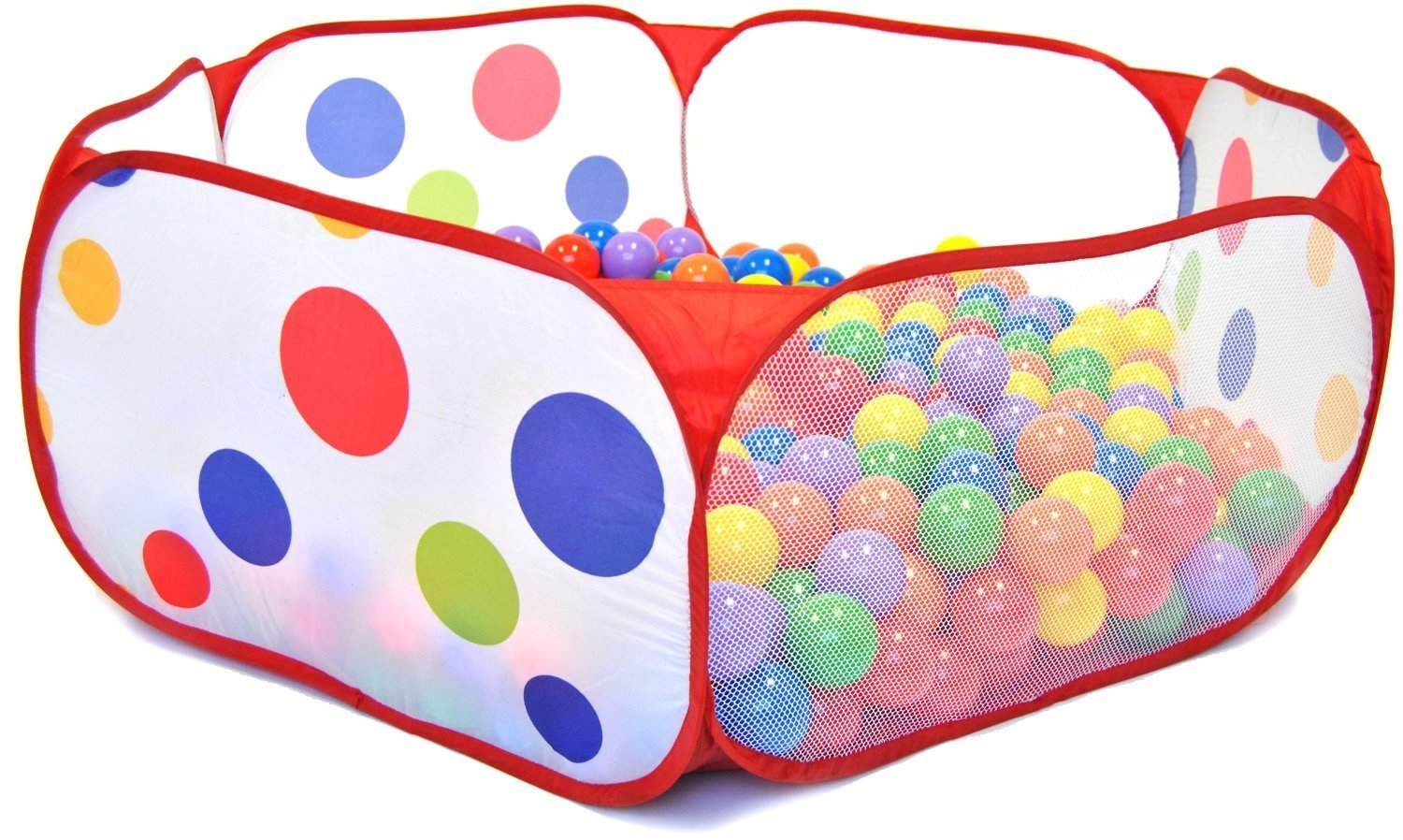 Hexagon Baby Pen Ball Pit Fun Proprioception The Sensory Spectrum