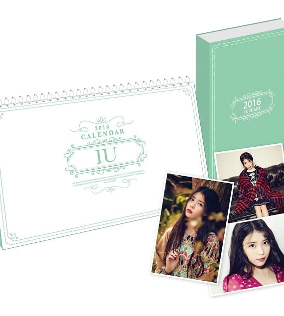 Includes 24P Desk Calendar + Diary + 3 Postcard Release Date : 17 Dec 15