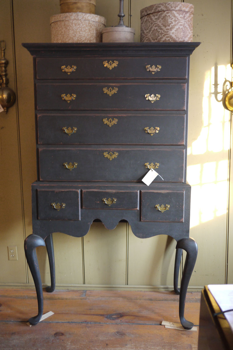 Wall Paint Style #1-033 Queen Anne Highboy - Alex Pifer's The Seraph