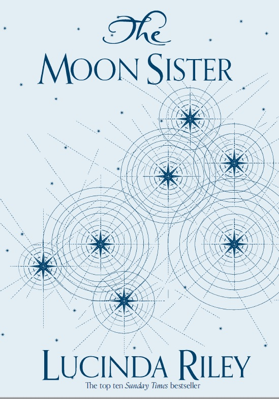 THE MOON SISTER - HARDBACK JACKET The Seven Sisters Shop