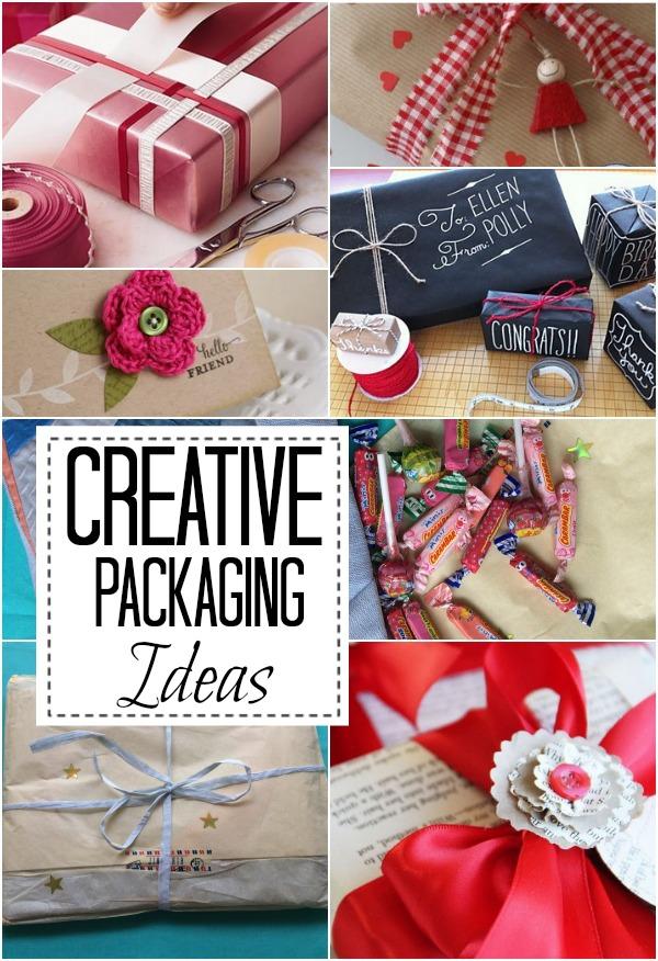 Creative Packaging Ideas - The Sewing Loft - creative packaging ideas