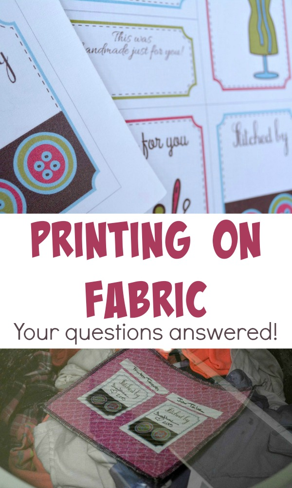 Printing on Fabric at Home Q  A - The Sewing Loft