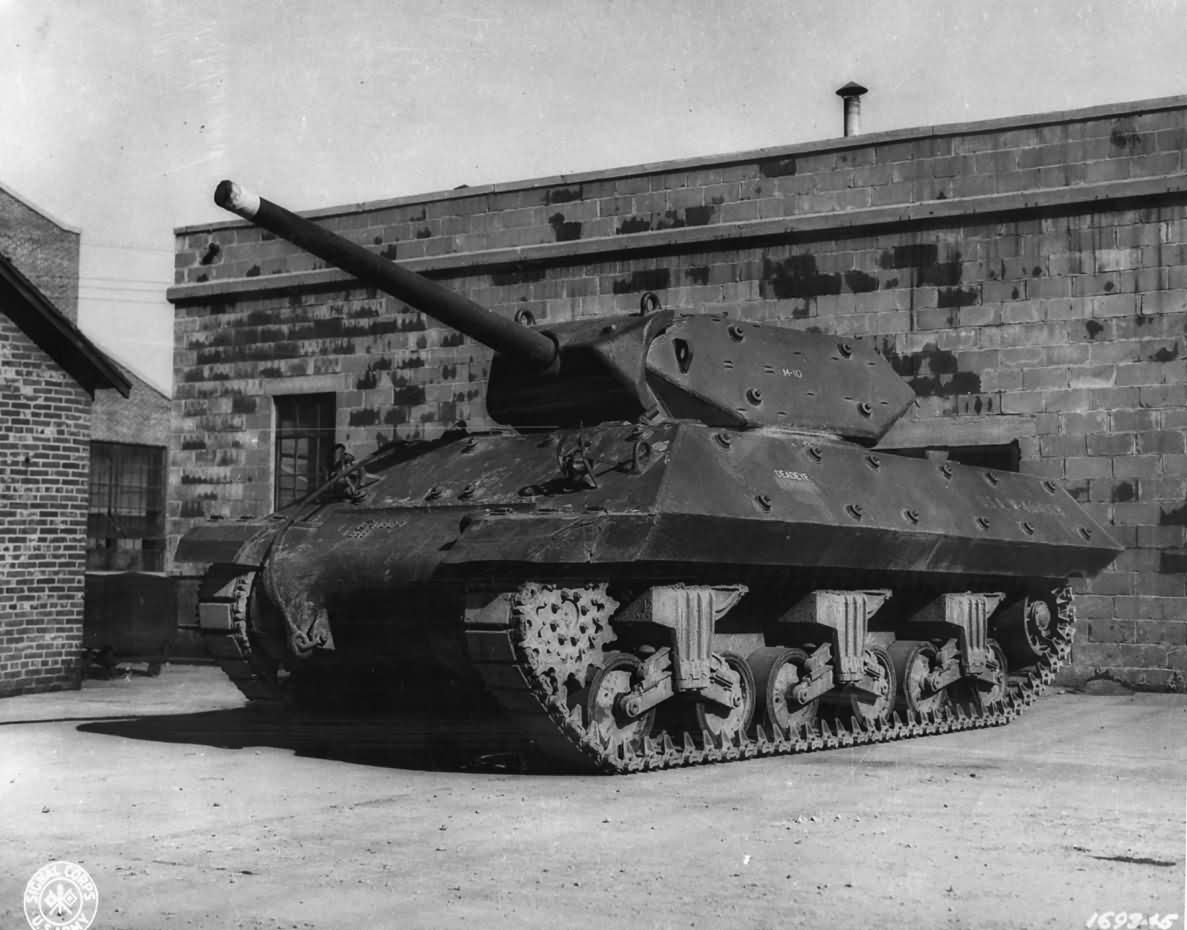 The M10 Gmc The First Good American Td The Sherman Tank Site - M10