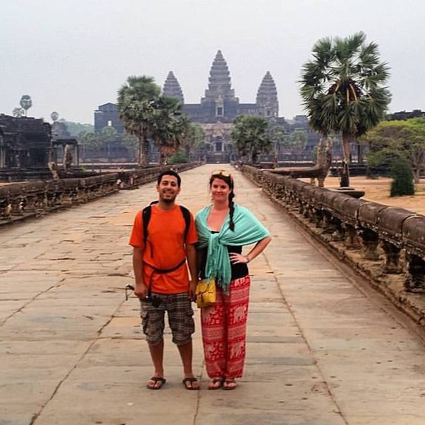 Our Visit to Angkor Wat–Day One