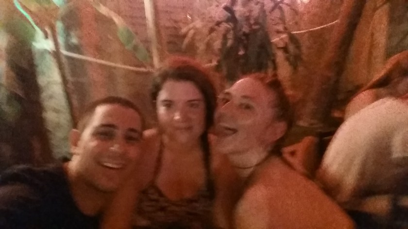 Blurry nights with friends! This photo perfectly captures our first few weeks in Vietnam.