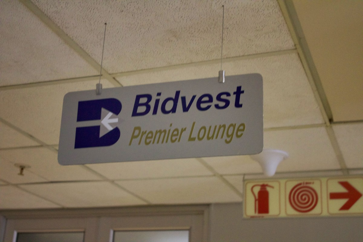 Lounge Review : Bidvest Premier Lounge, Lanseria International Airport, Johannesburg