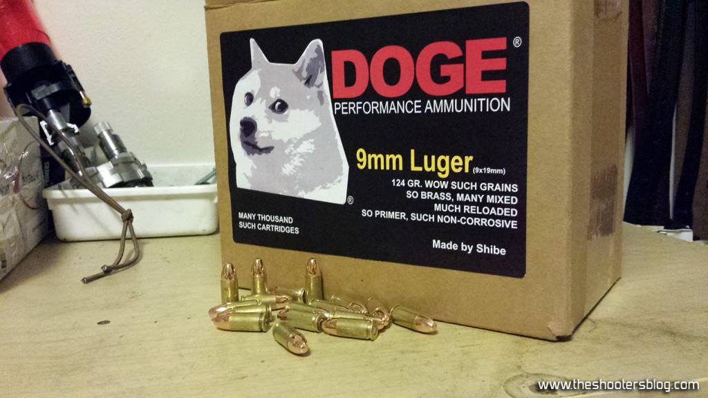 Introducing Doger Performance Ammunition The Shooters Blog