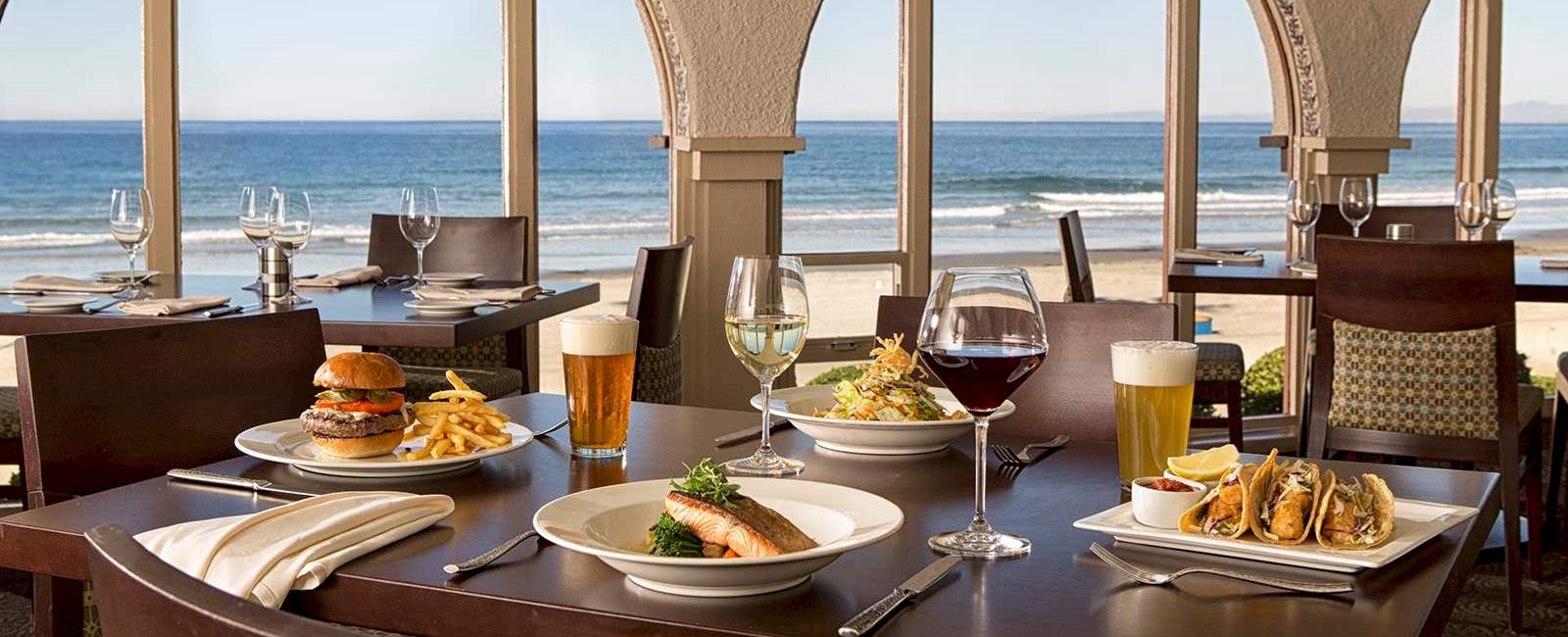 Camino Del Oro La Jolla About La Jolla Beach Restaurant The Shores Restaurant