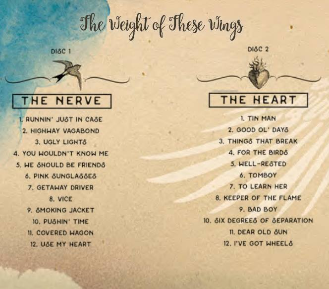 Miranda Lambert Releases Track Listing for Double-Disc \u0027The Weight
