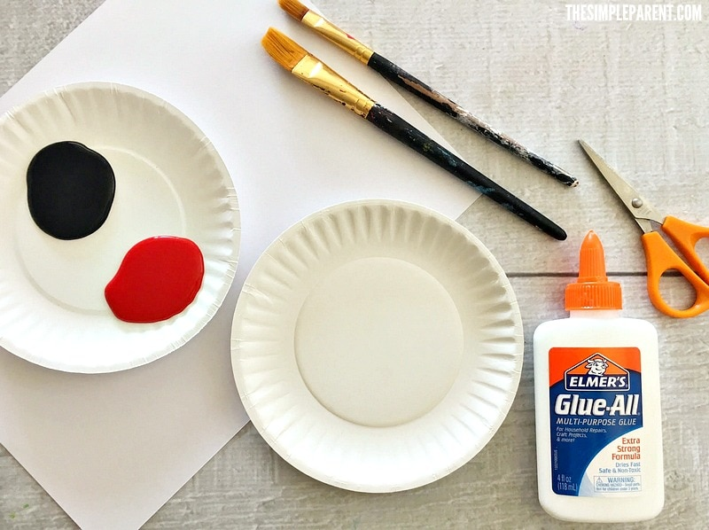 Mickey Mouse Paper Plate Craft Is Great For Your Favorite. SaveEnlarge & Mickey Mouse Paper Plates - Castrophotos