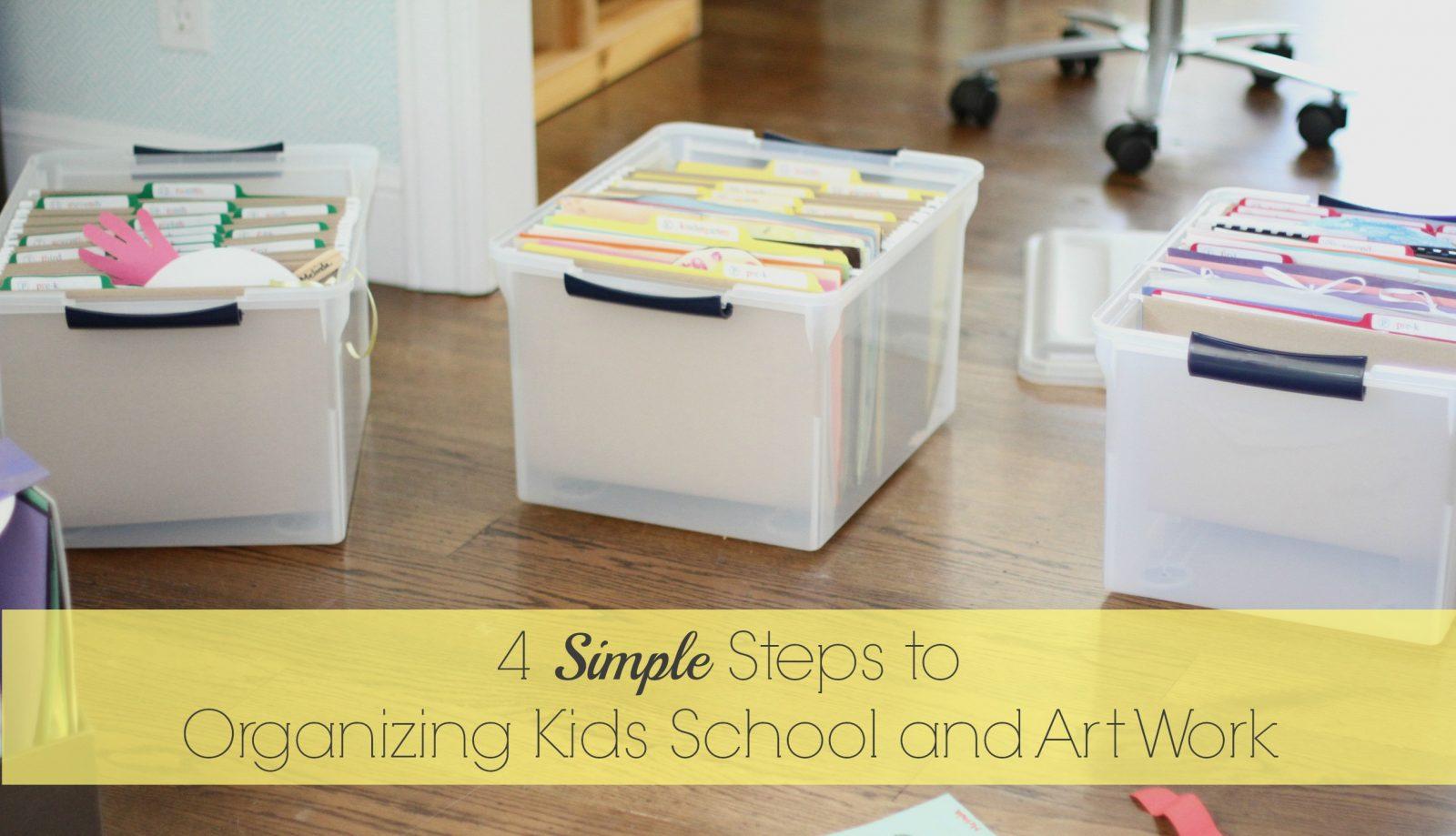Kids Art School Work The Simple Proof