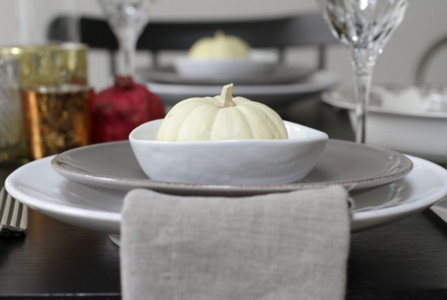 A Bowl Full of Simple | Fall Table Simplified