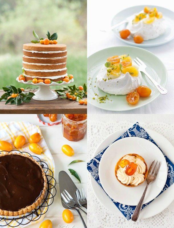 kumquat desserts