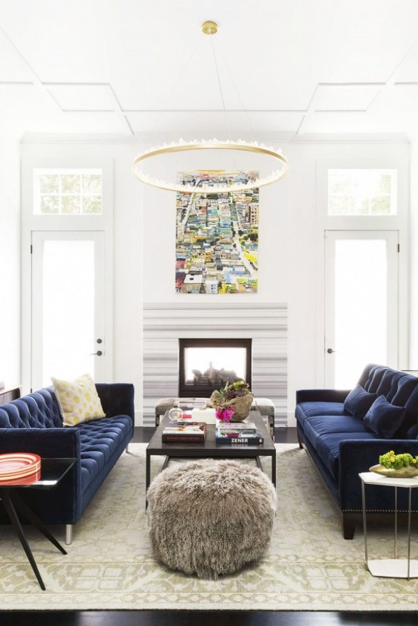 living room chandeliers