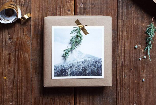 Simple Gift Wrap Inspiration   The Simple Proof Christmas