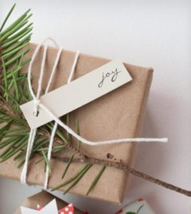 Simple Gift Wrap Inspiration | The Simple Proof Christmas