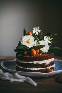 Naked Cakes  The Simple Proof Christmas