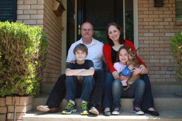Bridges Family Photo