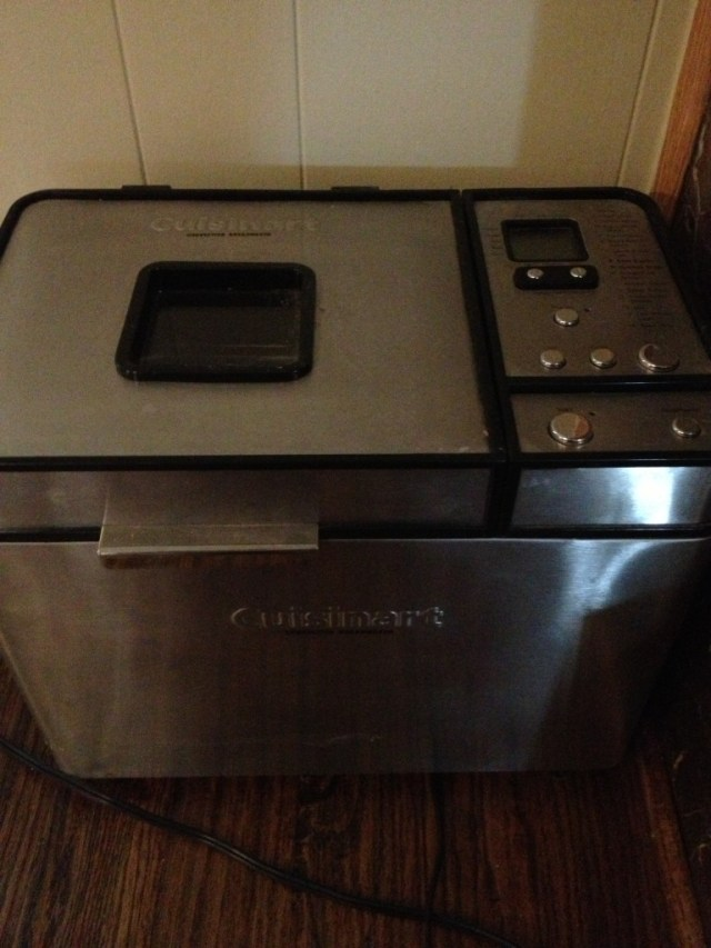 Nobody puts Cuisinart in the corner.