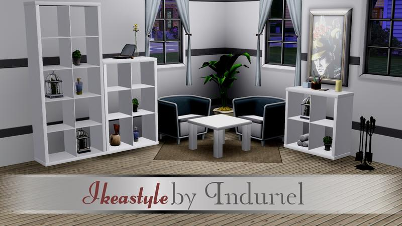 Induriel39s Ikea Shelf Expedit