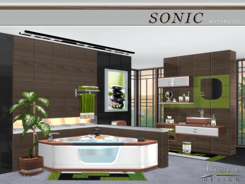 Sims 4 Badezimmer