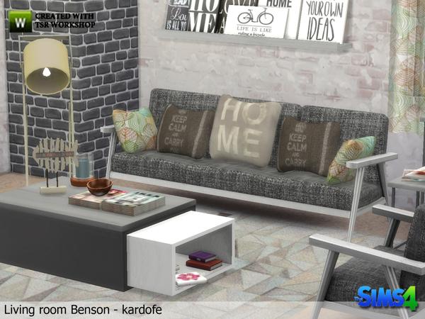 Kardofe Living Room Benson