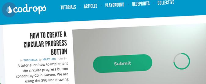 CSS HTML Javascript Tutorials