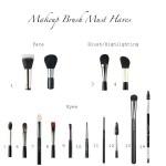 Makeup Brushes 101