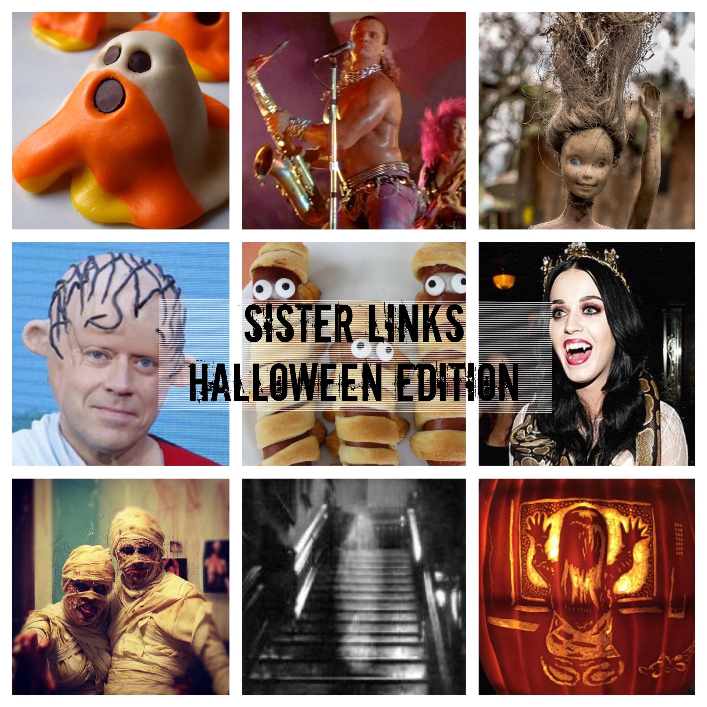 Sister Links Halloween