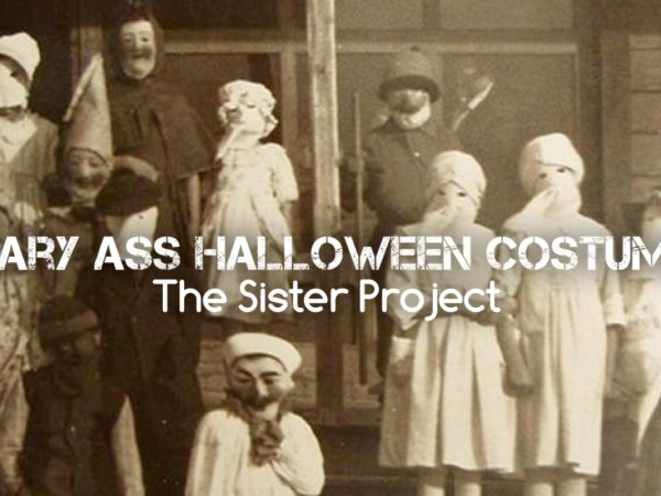 Scary Ass Halloween Costumes