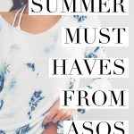 Summer Must Haves From ASOS