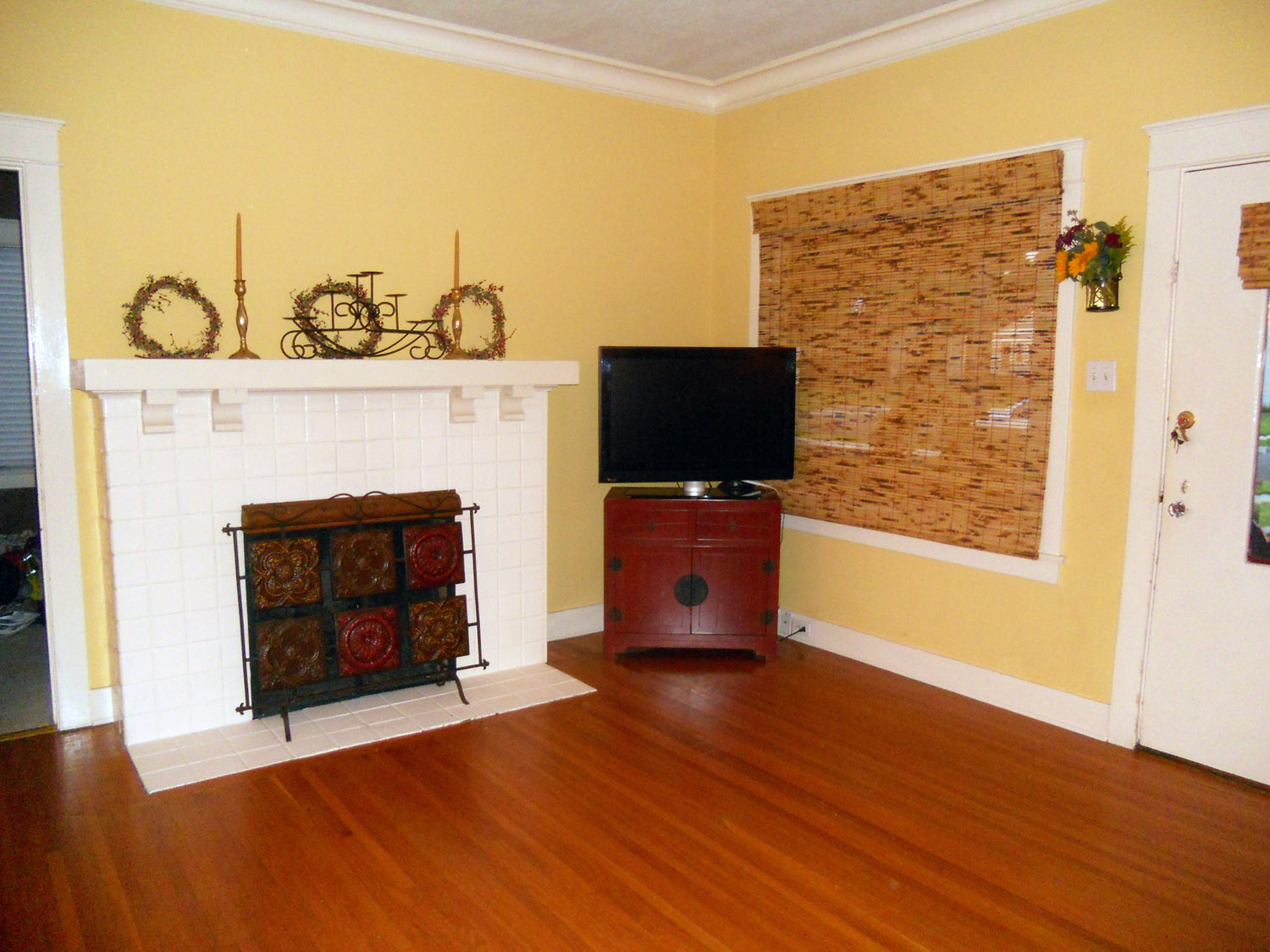 Gas Fireplace Facing Tara April Glatzel The Sister Team Info For The