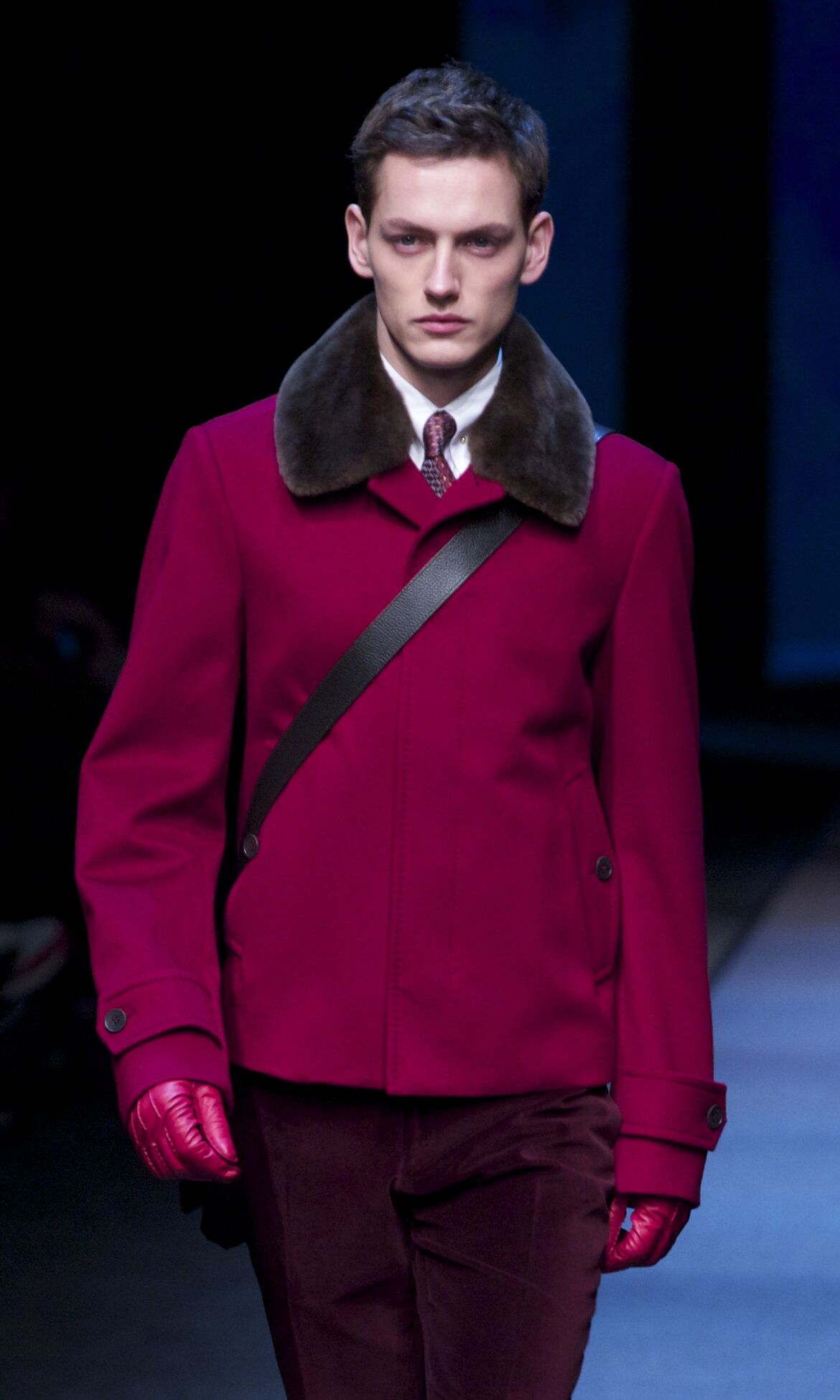 Week Paris Canali Fall Winter 2013-14 Men's Collection | The Skinny Beep