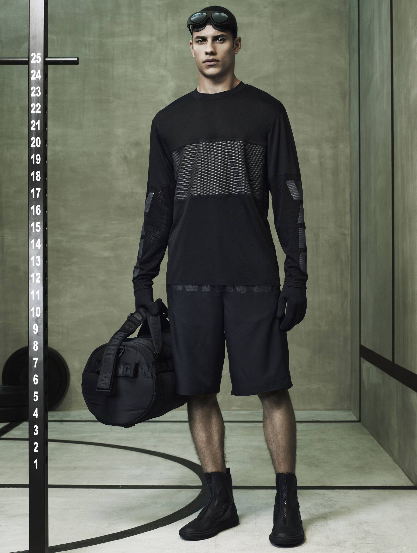Fitness Lifestyle Wangen Alexander Wang For H Andm Women 39s And Men 39s Collection The